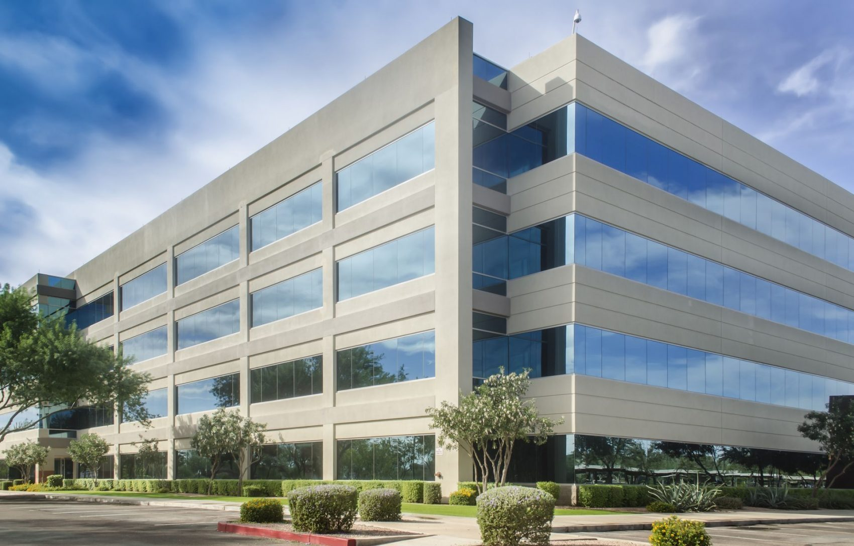 Office Building Financing, Mortgages & Loans