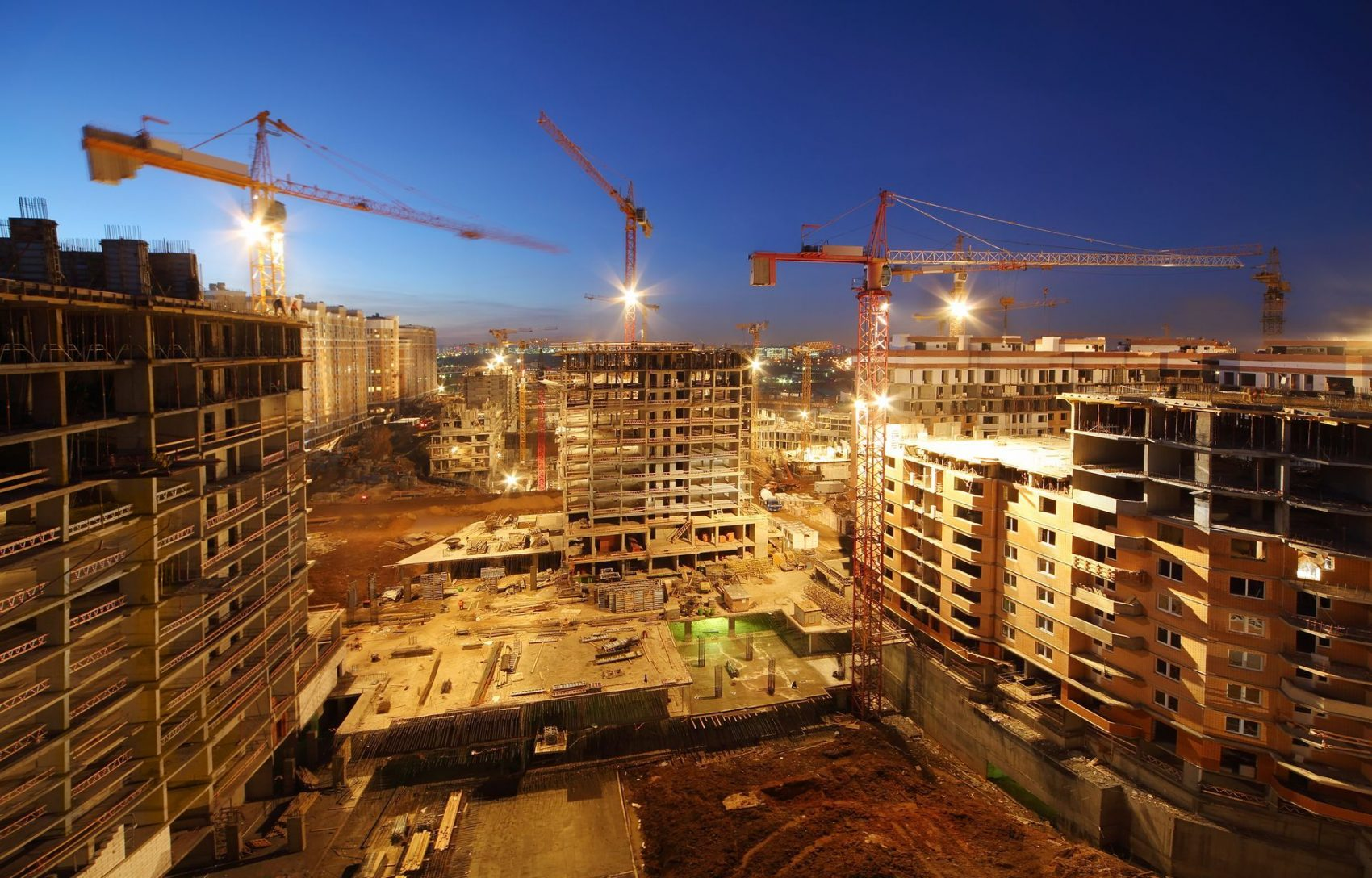 Commercial Construction Loans, Financing & Lending